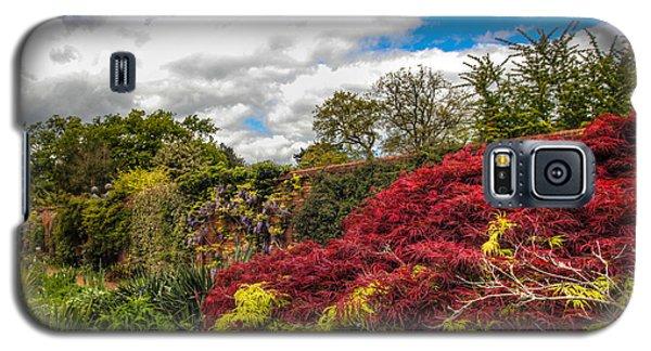 Wisley Garden Wall Galaxy S5 Case