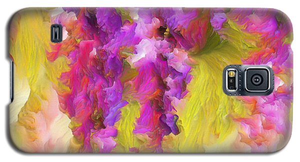 Wisteria Dreams Galaxy S5 Case