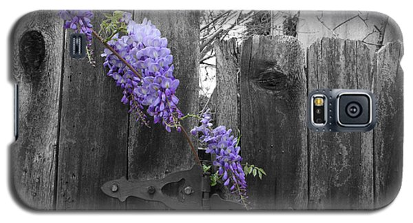 Wisteria Galaxy S5 Case