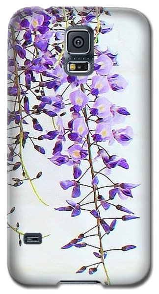 Wisteria  Galaxy S5 Case by Katy Mei
