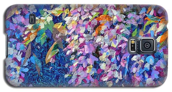 Wisteria Galaxy S5 Case by Li Newton