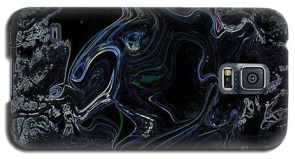 Witch Galaxy S5 Case by Kathie Chicoine