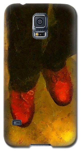 Witch Walking Galaxy S5 Case