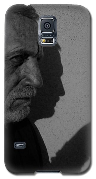 With The Shadow Of Our Past Galaxy S5 Case