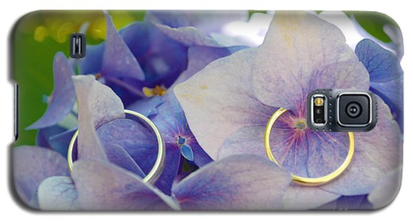 With This Ring  Galaxy S5 Case by Mindy Bench