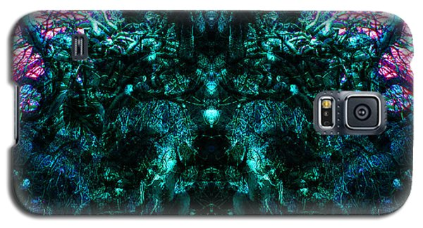 Galaxy S5 Case featuring the digital art Within Transcendence by Christophe Ennis