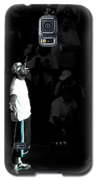 Witness Lebron James Galaxy S5 Case