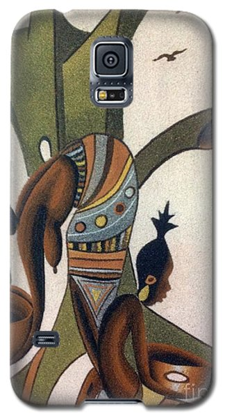 Wives Of Oasis Galaxy S5 Case by Fania Simon