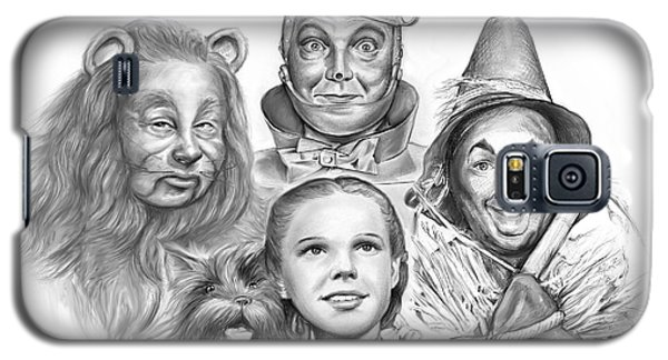 Wizard Galaxy S5 Case - Wizard Of Oz by Greg Joens