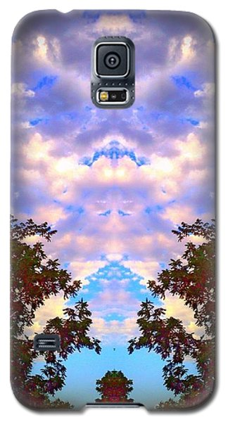 Wizards In The Clouds Galaxy S5 Case by Karen Newell