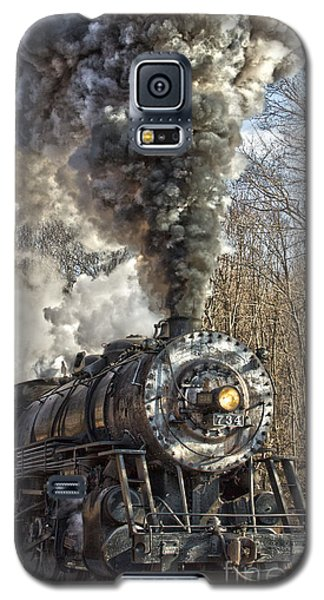 Wmsr Engine 734 Galaxy S5 Case