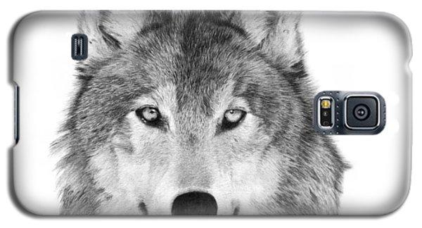 Wolf - 004 Galaxy S5 Case