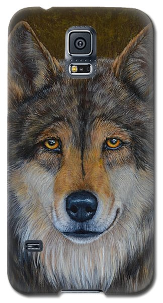 Wolf Alpha Galaxy S5 Case