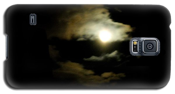 Wolf Eating The Moon I Galaxy S5 Case