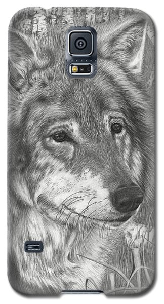 Wolf Gaze Galaxy S5 Case
