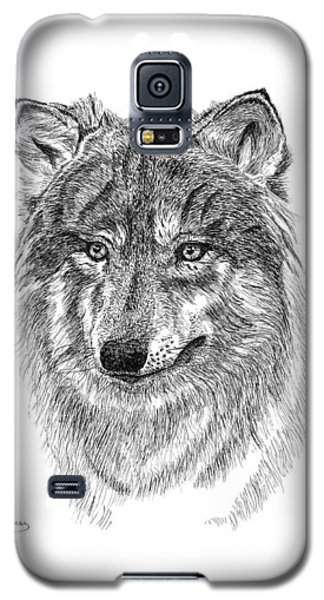 Wolf II Galaxy S5 Case