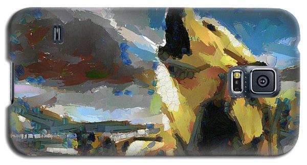 Wolf Pack Galaxy S5 Case by Georgi Dimitrov