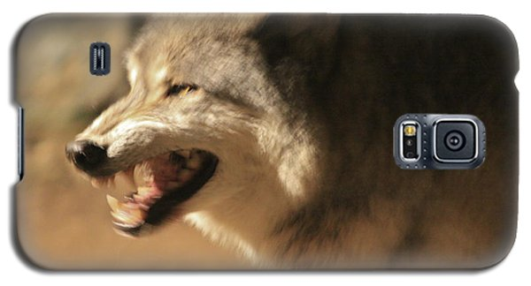 Wolf Power Galaxy S5 Case