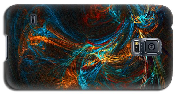 Galaxy S5 Case featuring the digital art Woman Of Spirit by R Thomas Brass