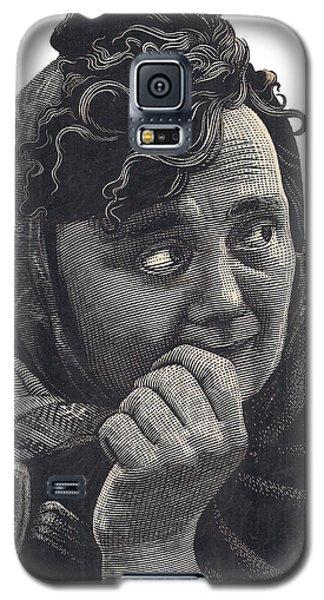 Woman Galaxy S5 Case