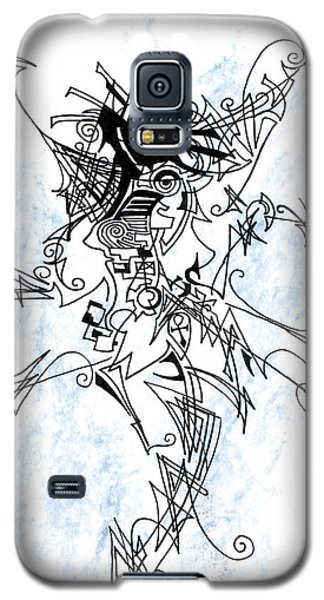 Women Of 7 Galaxy S5 Case