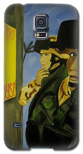 Women Warriors And The Pinup Galaxy S5 Case