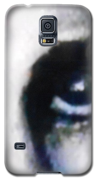 Galaxy S5 Case featuring the painting Wonder by Jane  See