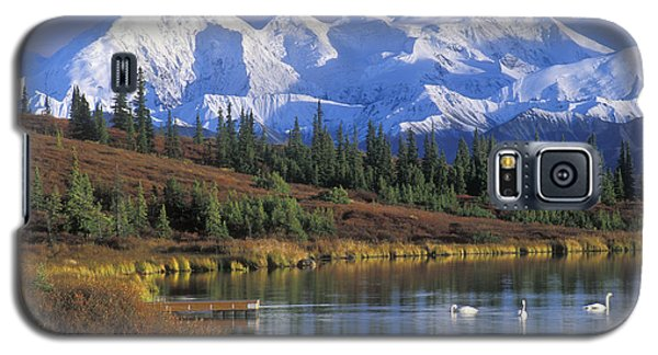 Wonder Lake 2 Galaxy S5 Case