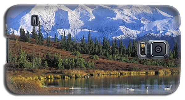 Wonder Lake 2 Galaxy S5 Case