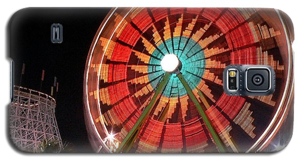 Wonder Wheel - Slow Shutter Galaxy S5 Case