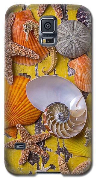 Wonderful Sea Life Galaxy S5 Case