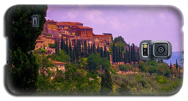 Wonderful Tuscany Galaxy S5 Case