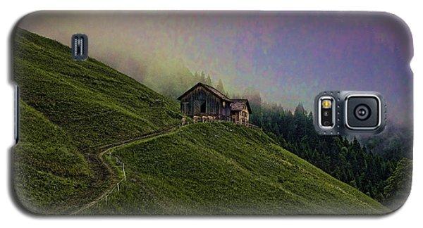 Wonderland-2 Galaxy S5 Case