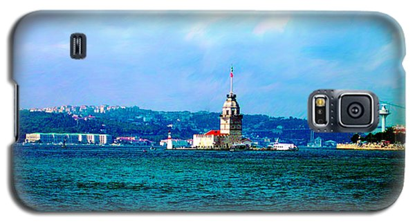 Wonders Of Istanbul Galaxy S5 Case