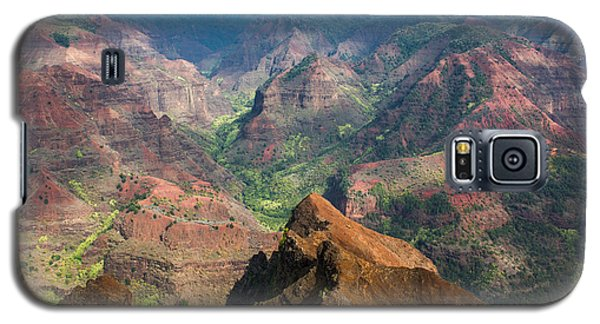 Wonders Of Waimea Galaxy S5 Case by Suzanne Luft