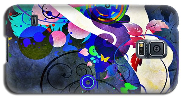 Wondrous Night Galaxy S5 Case by Angelina Vick