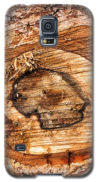 Wood Detail Galaxy S5 Case