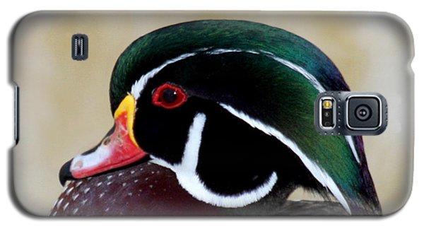 Wood Duck 1 Galaxy S5 Case