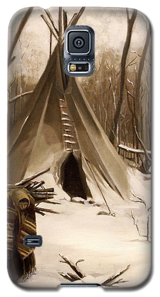 Wood Gatherer Galaxy S5 Case