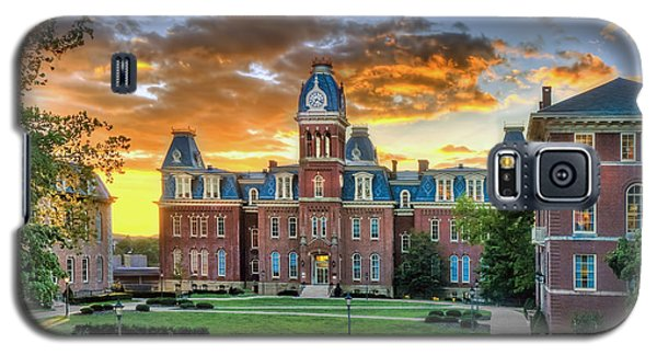 Woodburn Hall Evening Sunset Galaxy S5 Case