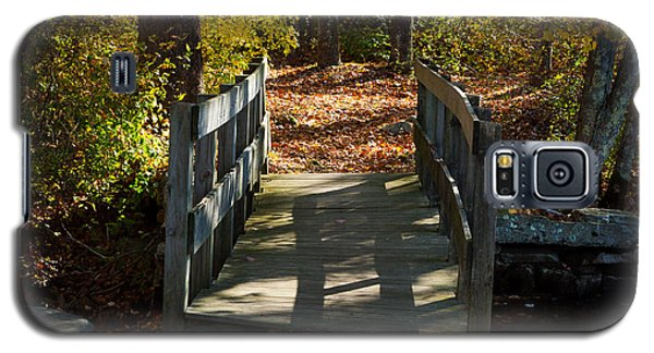 Wooden Bridge - Ledyard Sawmill Galaxy S5 Case