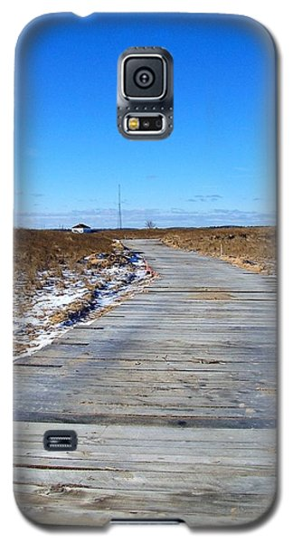 Plum Island Galaxy S5 Case