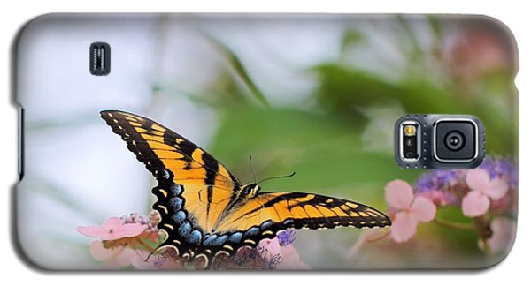 Woodland Butterfly Galaxy S5 Case