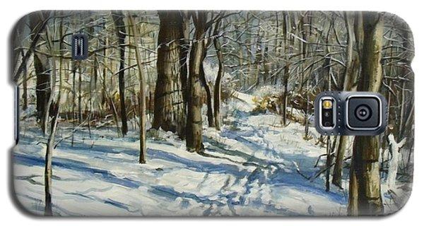 Woodland Journey Galaxy S5 Case