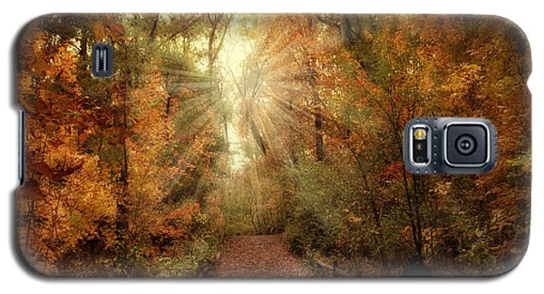 Woodland Light Galaxy S5 Case