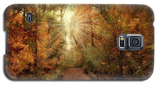 Woodland Light Galaxy S5 Case