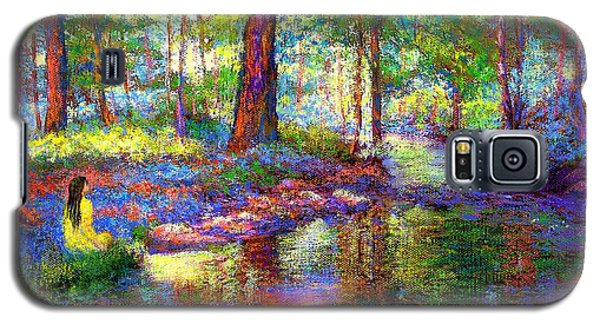 Woodland Rapture Galaxy S5 Case by Jane Small