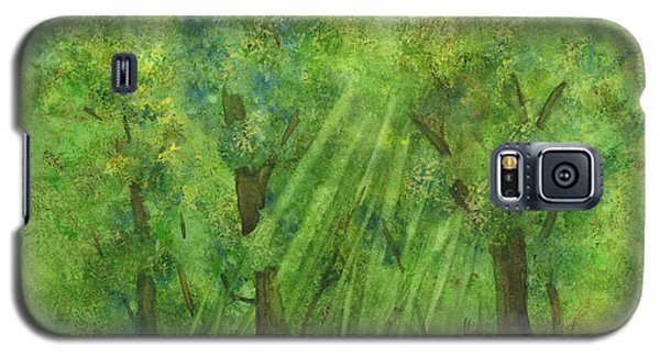 Woodland Reflections Galaxy S5 Case