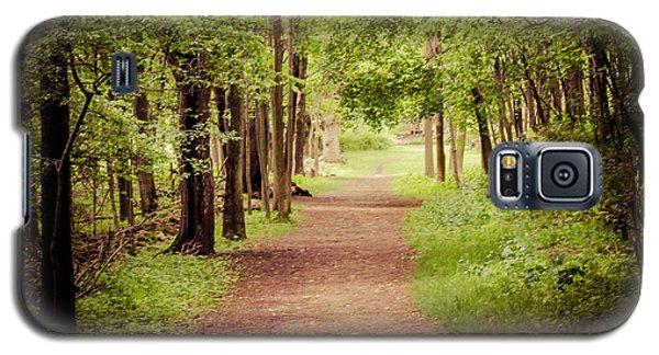 Woodland Trail Galaxy S5 Case