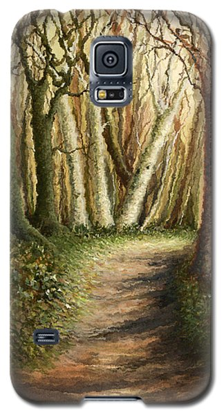 Woodland Walk Galaxy S5 Case